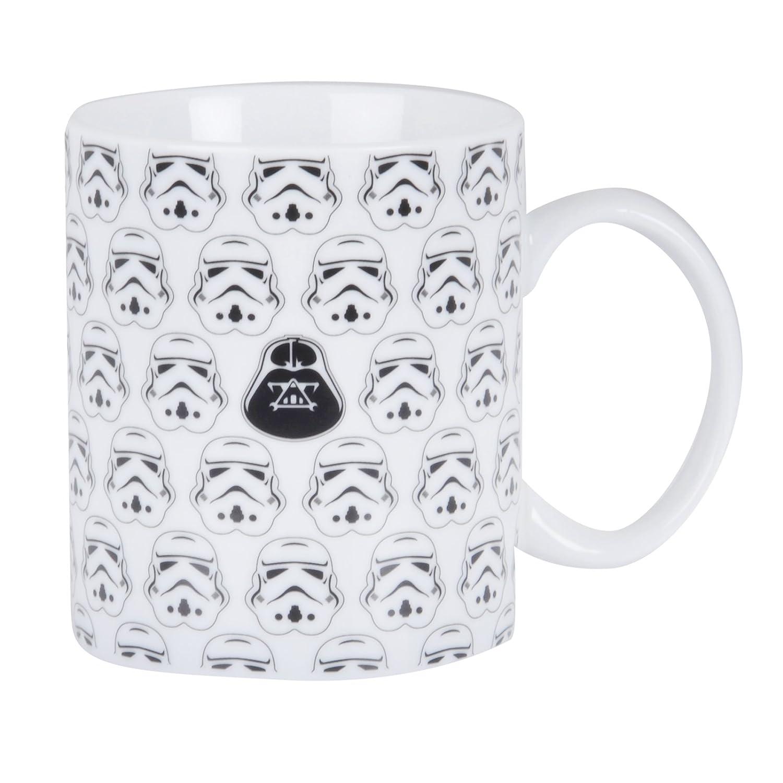 Set Of 3 Star Wars Classic Stormtrooper Mug Set