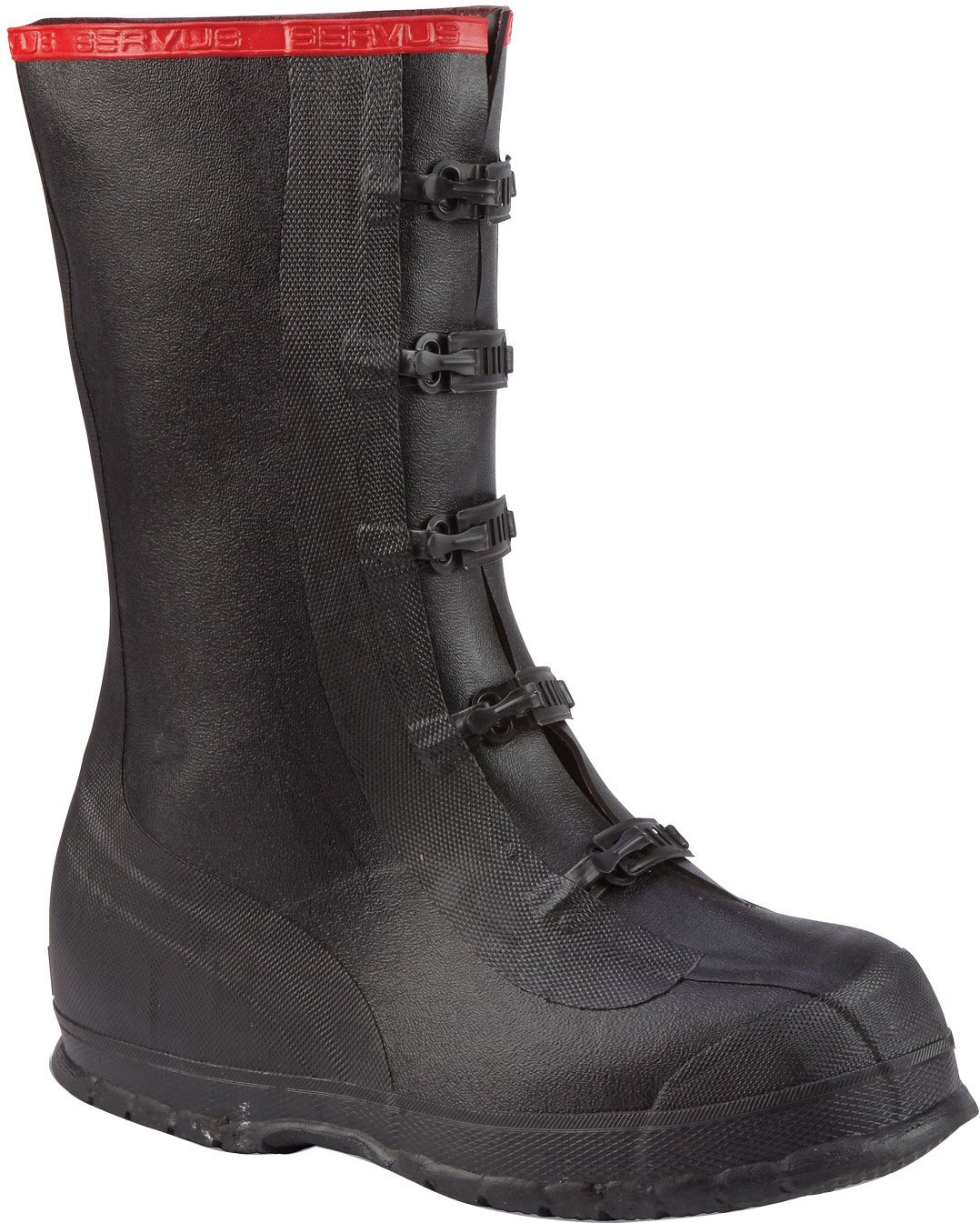 Ranger 15'' Rubber Supersized Men's Overboots, Black (T369) by Honeywell
