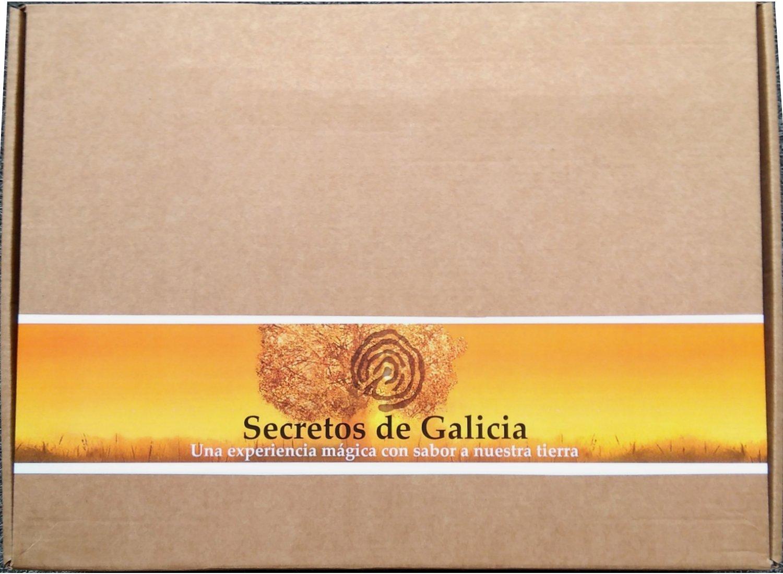 Estuche Sobremesa de Secretos de Galicia: Amazon.es: Alimentación y bebidas