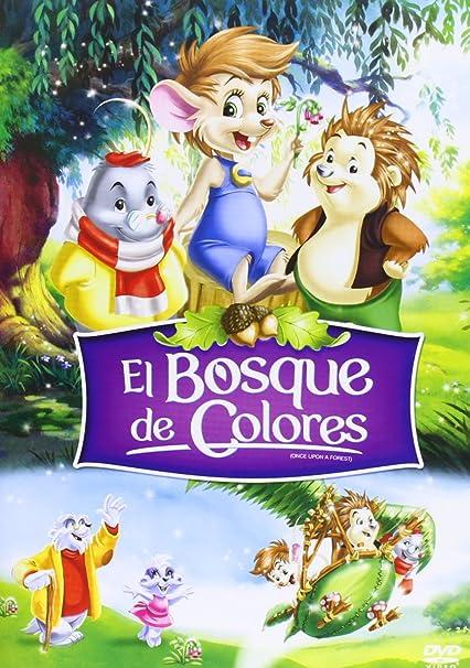 El Bosque De Colores [DVD]: Amazon.es: Animación, Charles