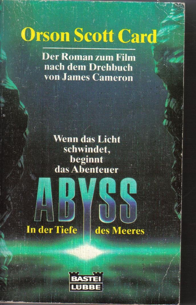Orson Scott Card - Abyss – In der Tiefe des Meeres