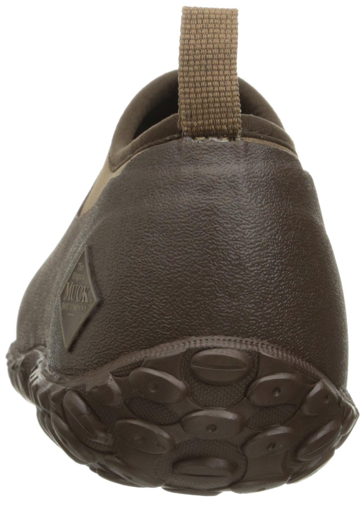 Muckster ll Men's Rubber Garden Shoes,Black/Otter,8 US/8-8.5 M US by Muck Boot (Image #2)