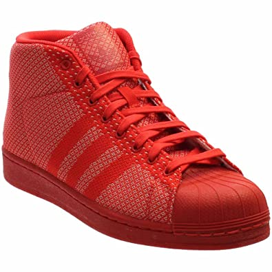 adidas Men's Pro Model Weave Red AQ2725 (SIZE: ...