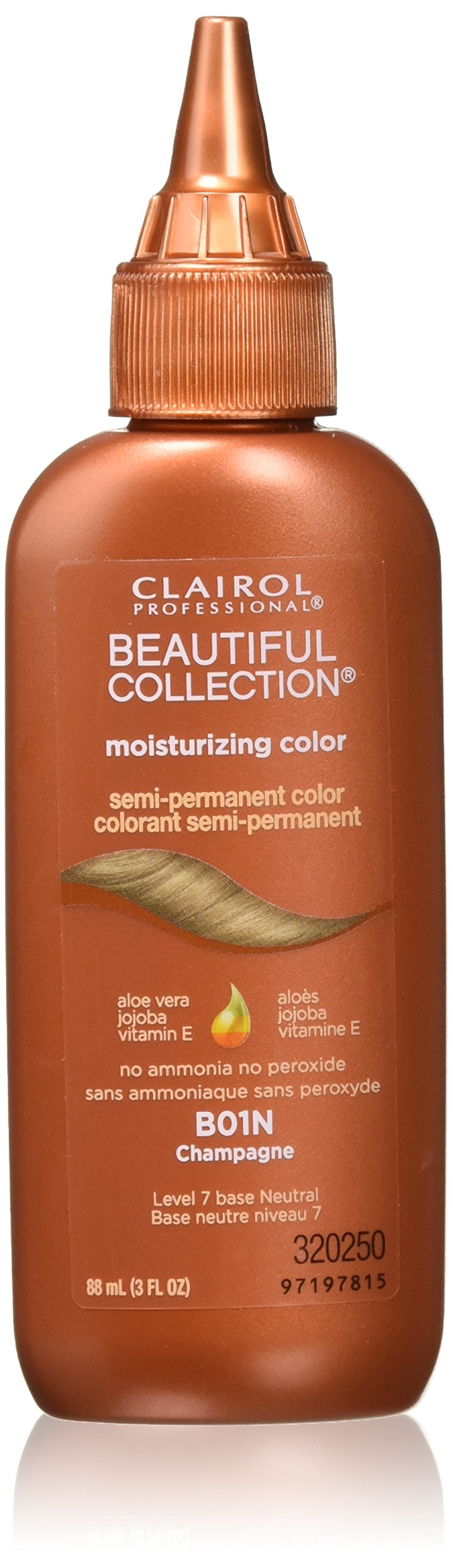 Elegant Clairol Beautiful Collection Semi Permanent Hair Color