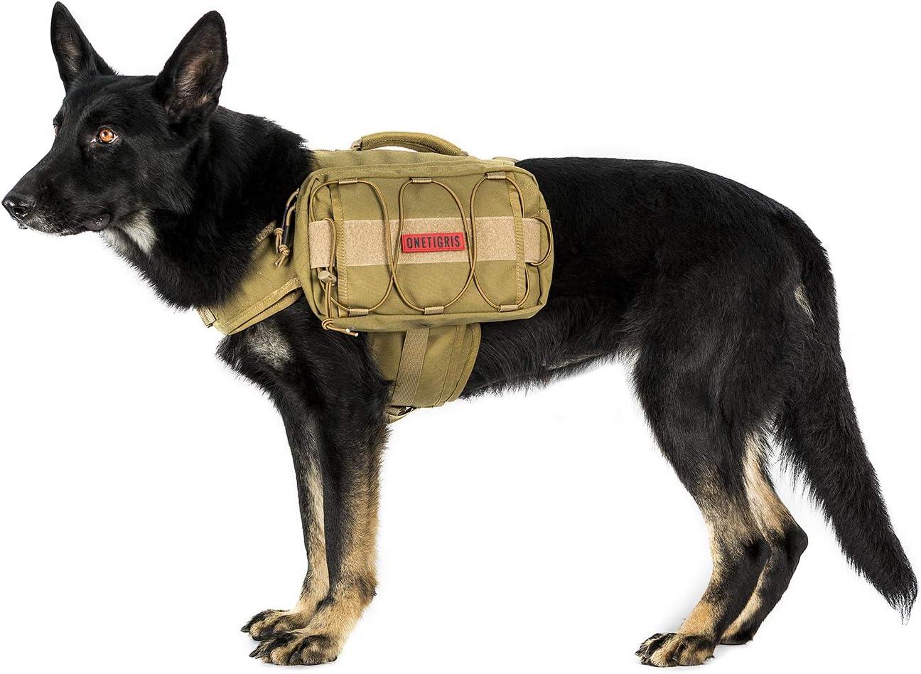 OneTigris best rucksack for dogs