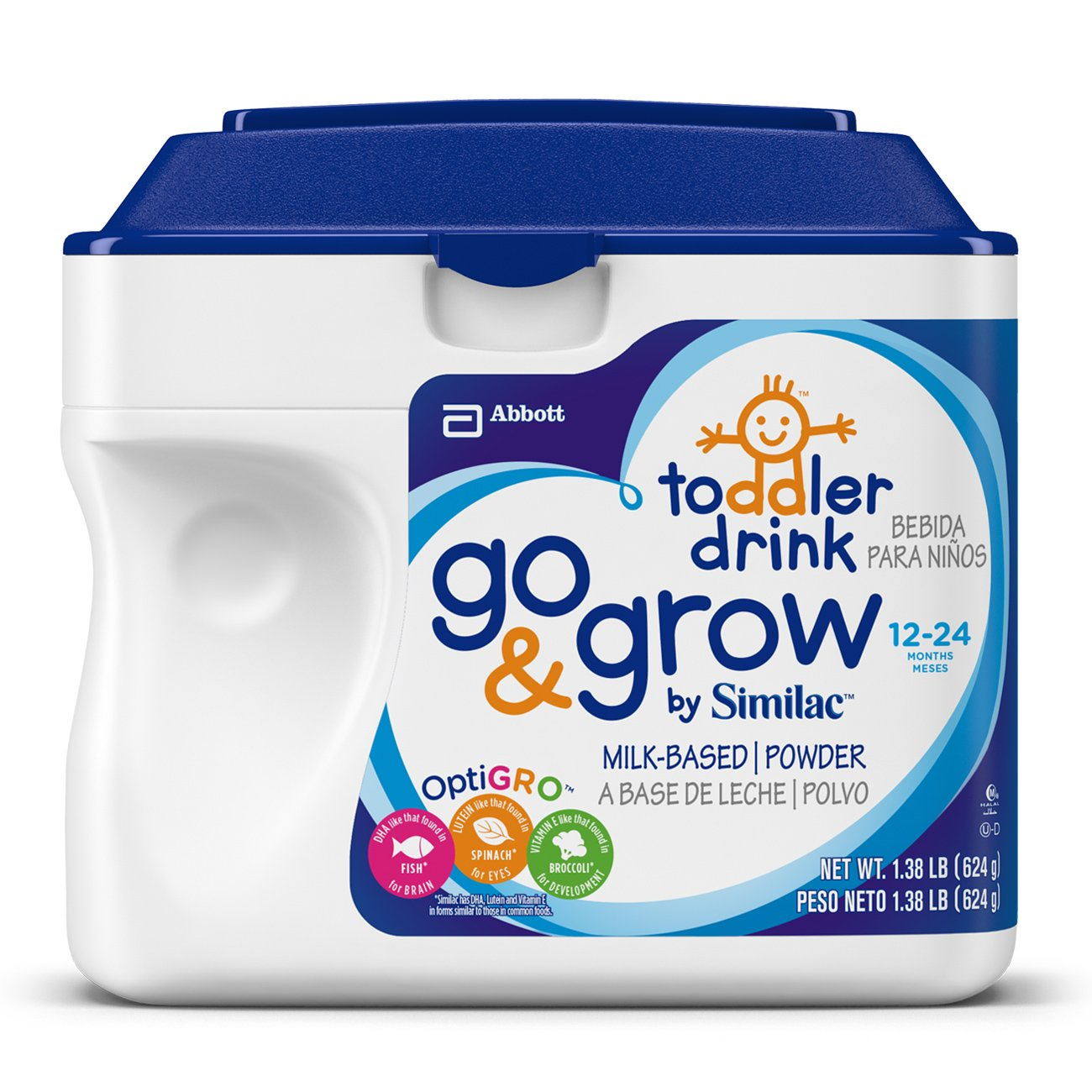 Go & Grow By Similac Milk Based Toddler Drink