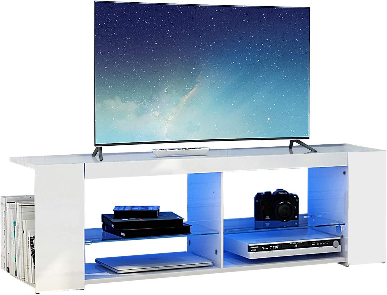 Modern Luxe® fernsehschrank TV LOWBOARD fernsehtisch TV Estantería ...