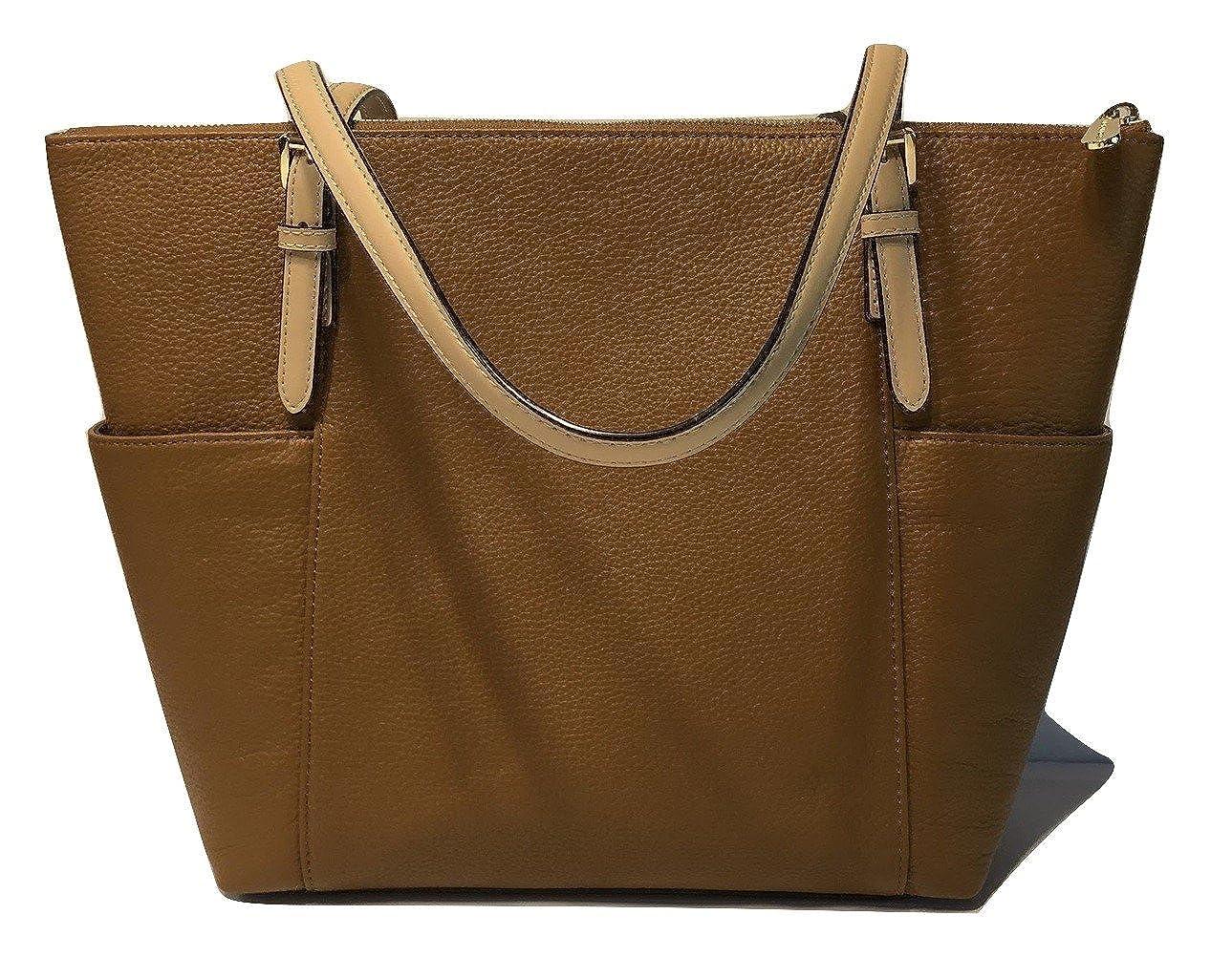 MICHAEL Michael Kors Large East West TZ Tote Acorn  Handbags  Amazon.com 815745d5284f5