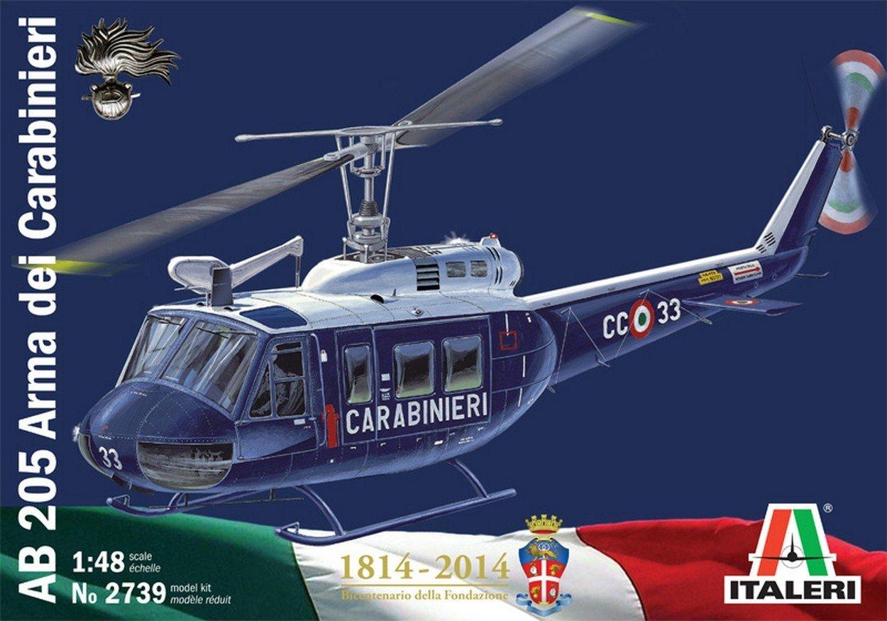 Elicottero 205 : Italeri it elicottero ab arma dei carabinieri kit