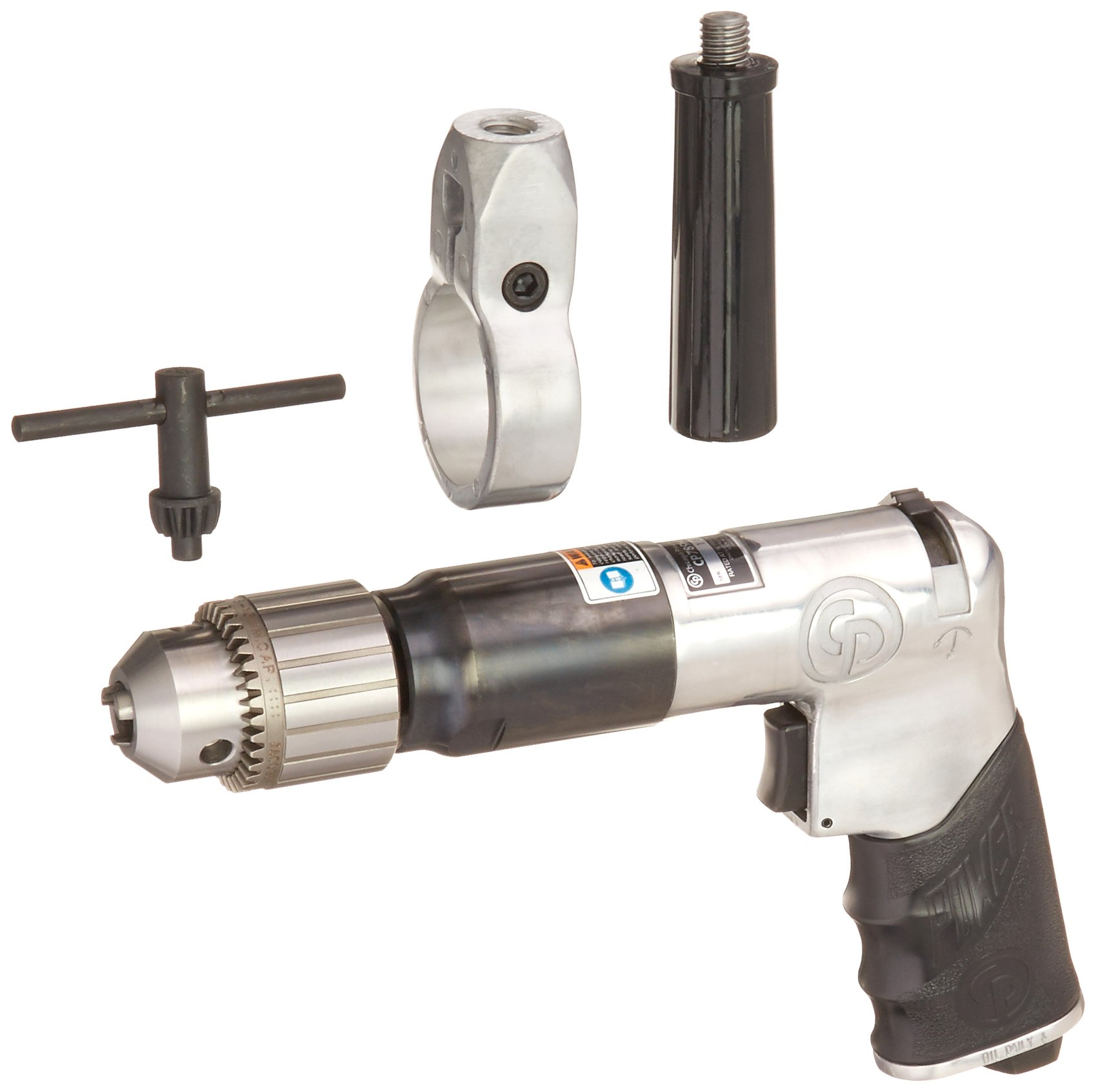 Chicago Pneumatic CP789HR 1/2-Inch Super Duty Reversible Air Drill
