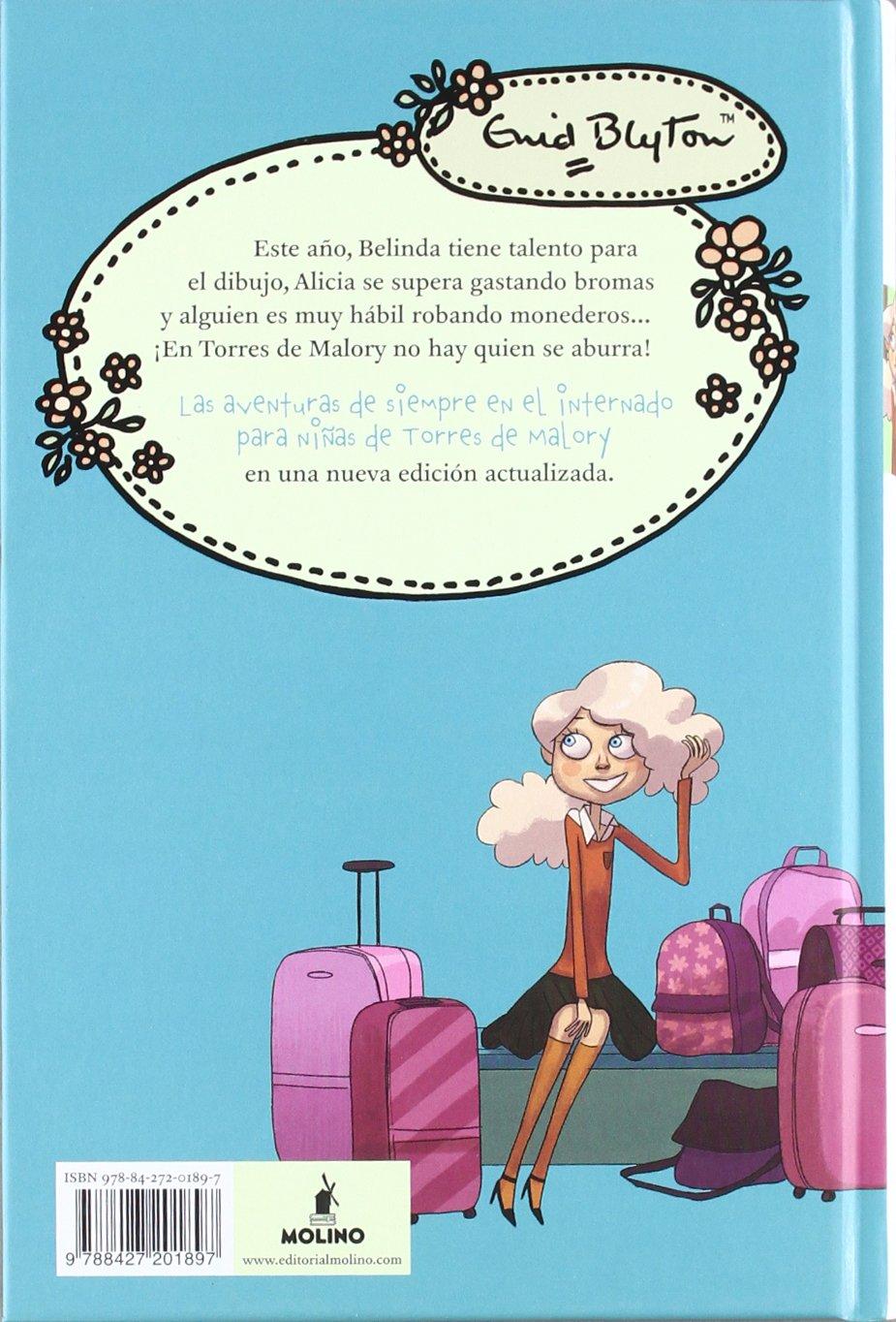 Segundo grado en Torres de Malory: Enid Blyton ...