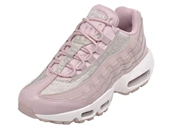 45c400a5c8 Nike Women's W Air Max 95 SE, Particle Rose/Particle Rose, ...