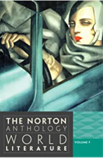 norton anthology of world literature 3rd edition volume d