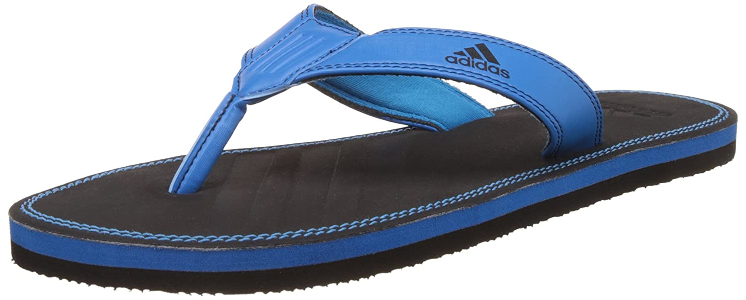 5f8a55352 Adidas Men s Brizo 4.0 Ms Flip-Flops and House Slippers  Buy Online at Low  Prices in India - Amazon.in