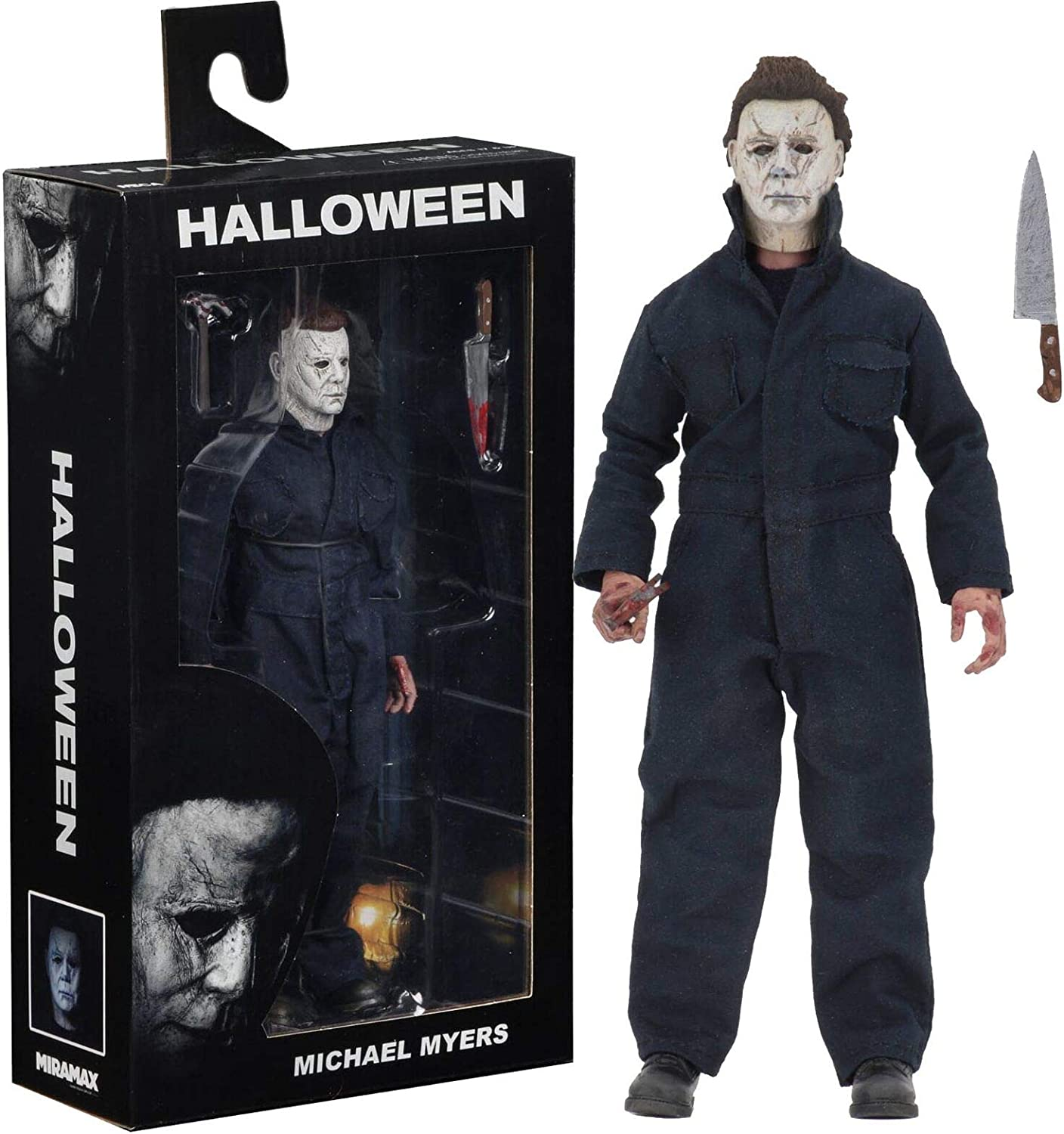 NECA 2018 Halloween Ultimate Laurie Strode 18cm Action Figure Model Statue Gift