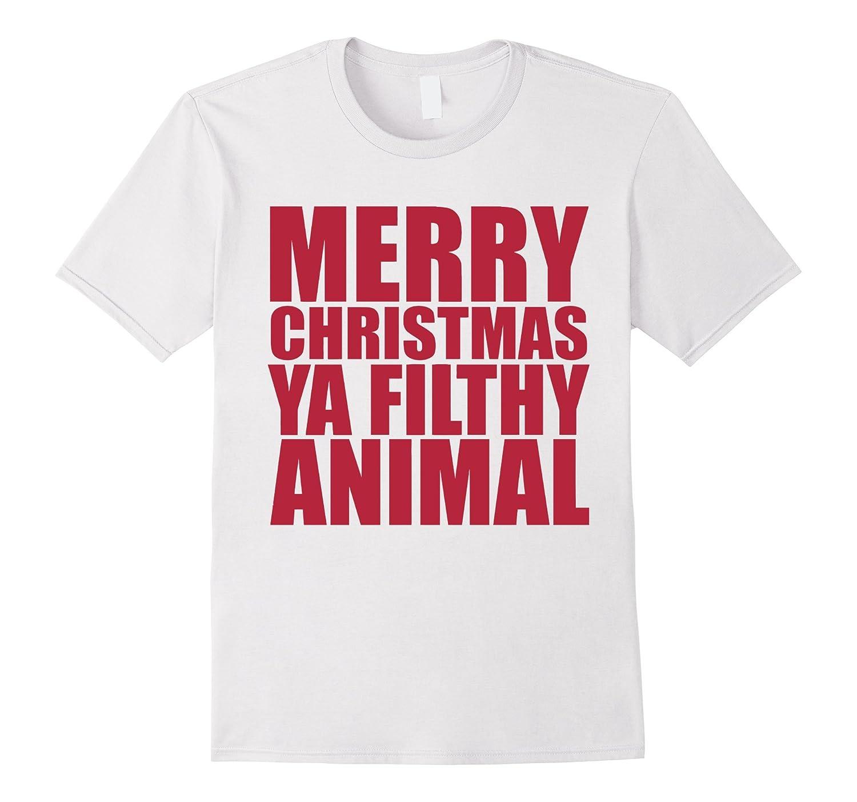 merry christmas ya filthy animal keep the change