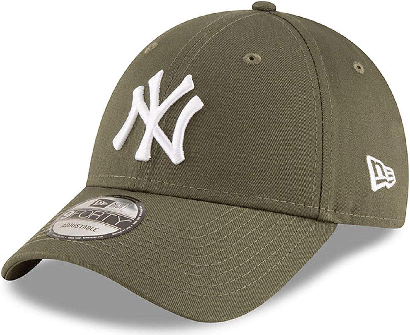 New Era NY Yankees 940 League Essential Camo Baseball Cap
