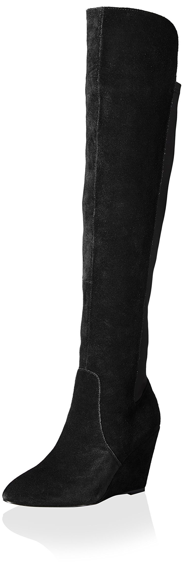 Charles By Charles David Women's Eddie Boot, Black, 7.5 M US