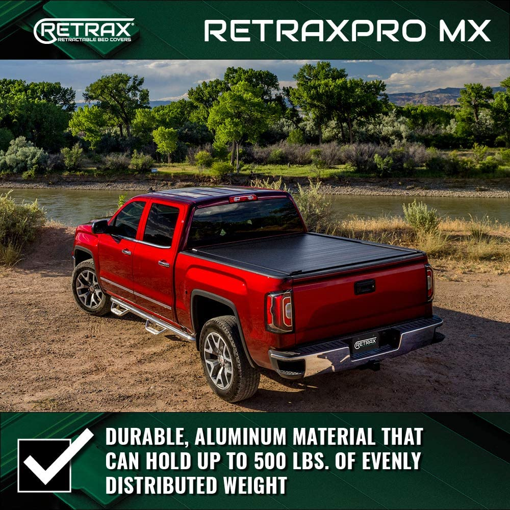 Retrax 40373 Tonneau Cover