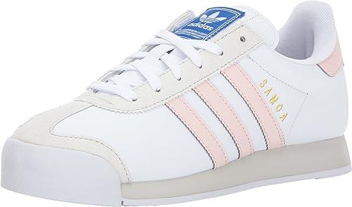 Adidas - Tenis a la Moda, Samoa W, para Mujer, White/Ice ...