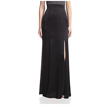 A.B.S. by Allen Schwartz Women's Long Skirt with Panels
