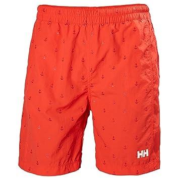71febaa6ee Helly Hansen Men's Carlshot Swim Trunk Shorts: Amazon.co.uk: Sports ...