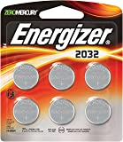 Energizer 2032 Battery - 6-Count