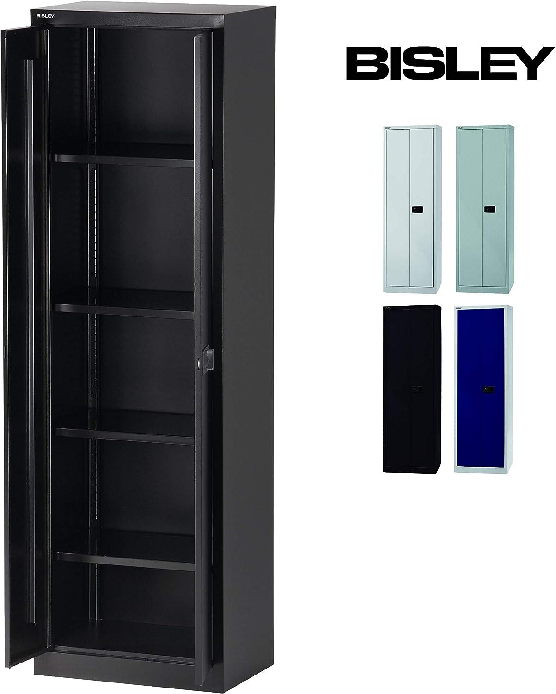 Flügeltürenschrank • Aktenschrank • Metallschrank • Bisley Universal E782A04G