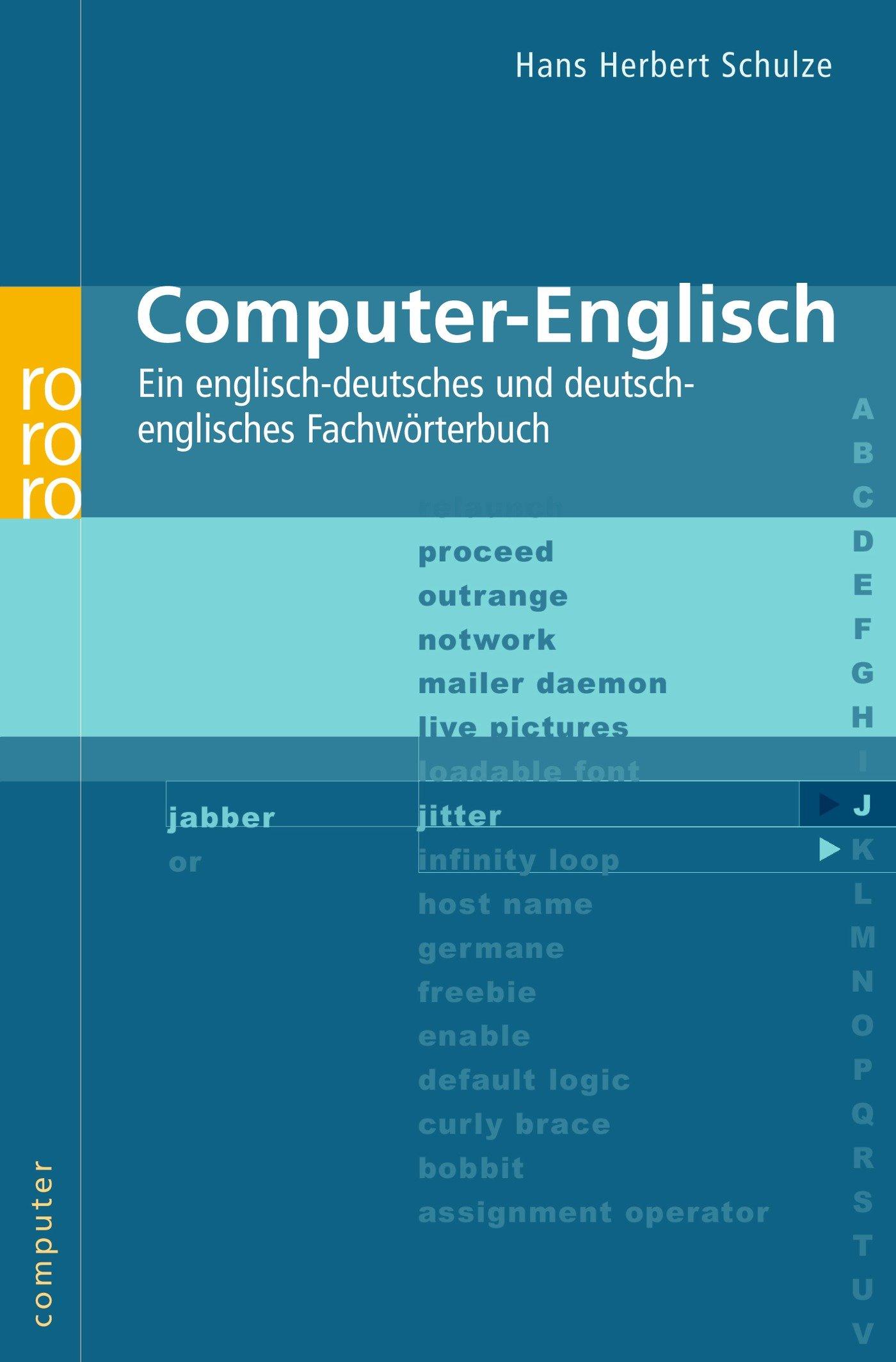 Computer Englisch Ein Englisch Deutsches Und Deutsch Englisches