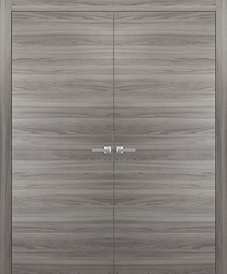 Amazon Com French Double Doors 48 X 80 Inches With Hardware