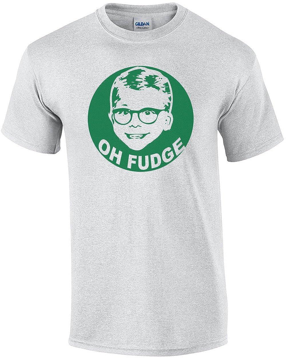 Amazon.com: Oh Fudge - A Christmas Story Shirt: Clothing