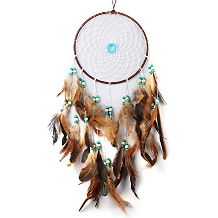 Baby Rattles & Mobiles Toys & Hobbies Clever Baby Mobile Toy Wind Chimes Indian Style Dreamcatcher Handmade Feather Dream Catchers Hanging Wind Chimes Toys For Children