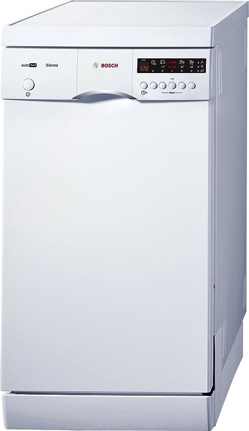 Bosch SRS46T02EU, 45 cm lavavajilla Independiente A - Lavavajillas ...