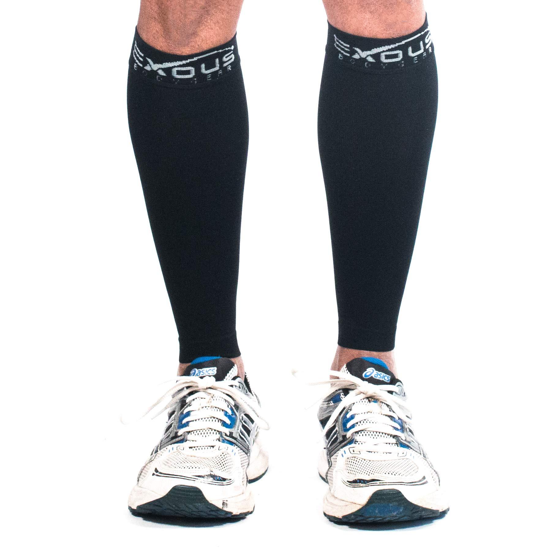 763ac6cf7e Amazon.com  Compression Socks - Calf Compression Sleeve Running ...