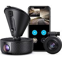 Dual Dash cam | VAVA Dual 1920x1080P FHD | Front and Rear dash camera | 2560x1440P Single… photo