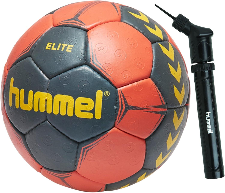 Hummel Elite balonmano 2017 (091789) tamaño 2/3 en Juego con ...