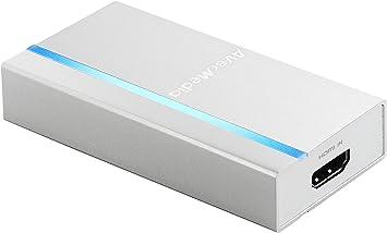 Amazon.com: AVerMedia HD DVR tarjeta de captura de vídeo de ...
