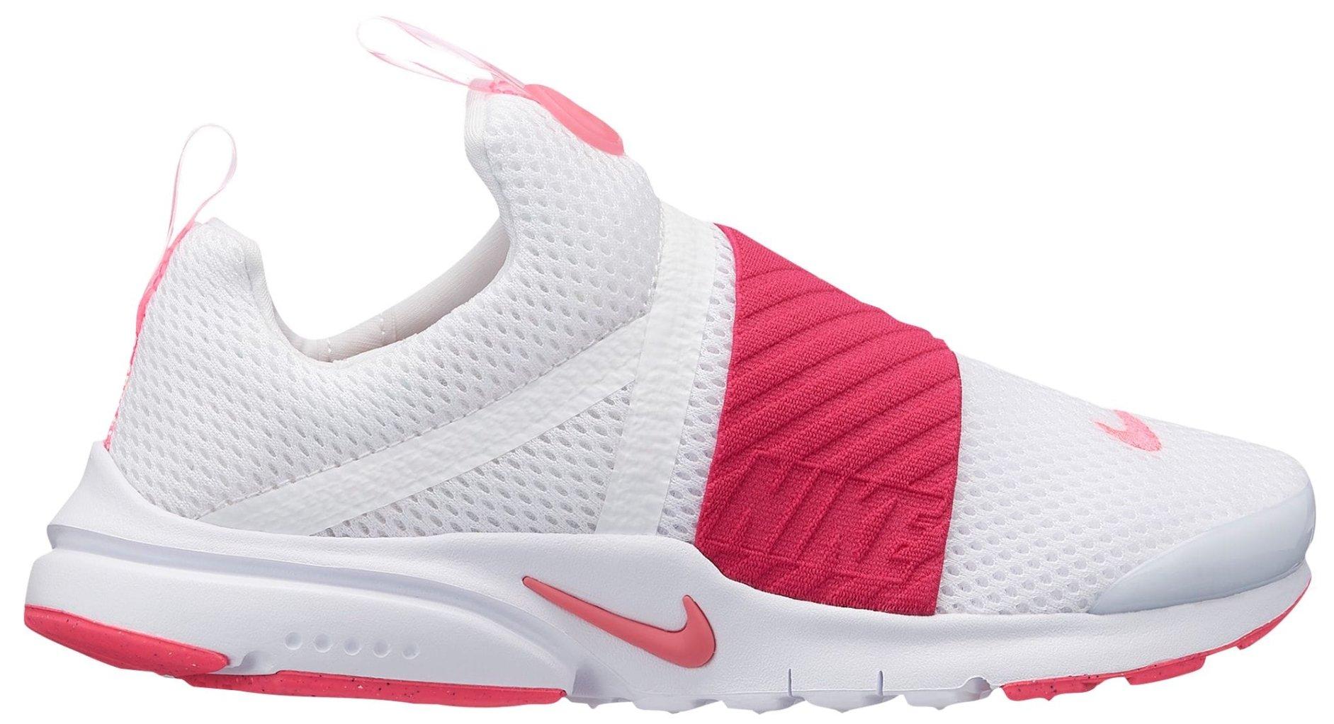 Nike Presto Extreme SE (GS) Girls' Grade School Running Shoes AA3513-100 (4Y)