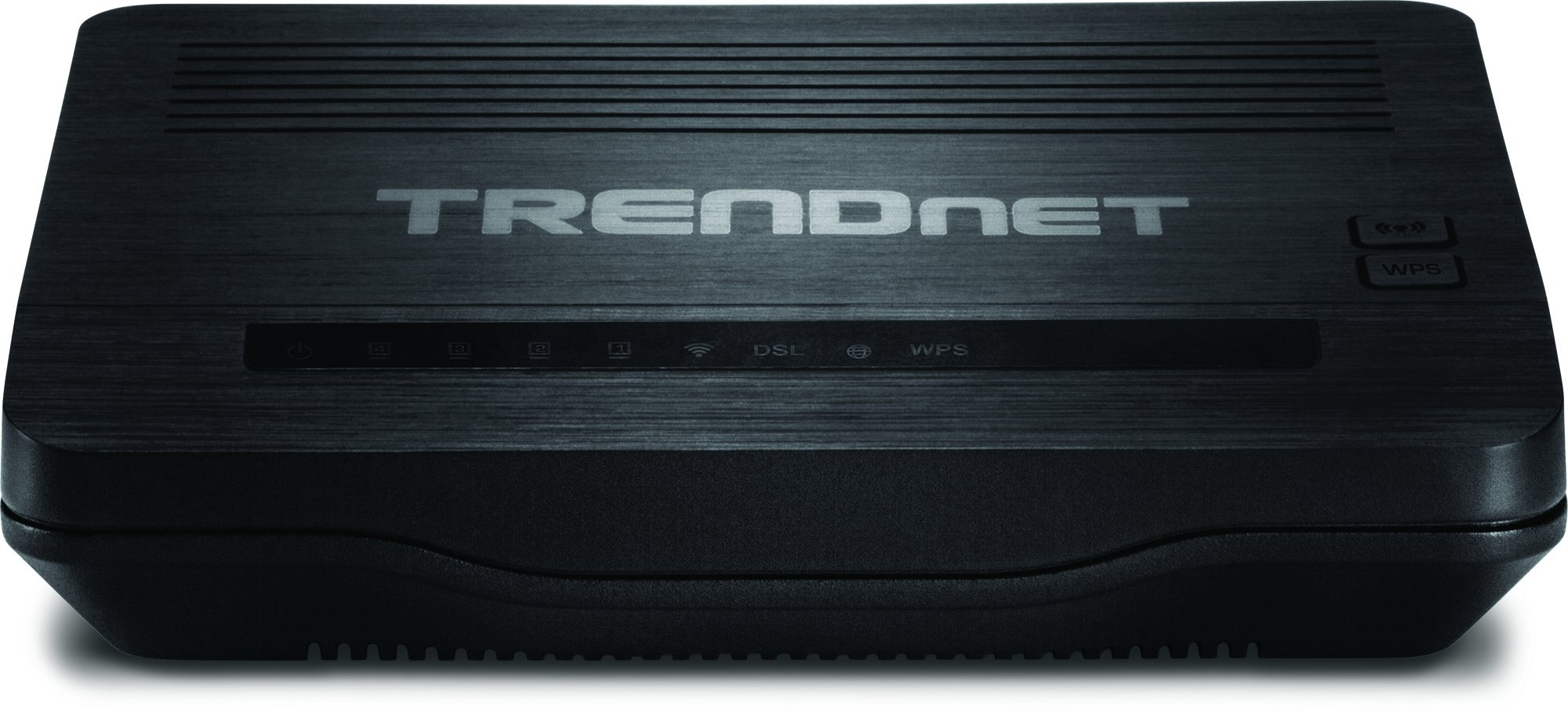 TRENDnet N150 Wireless ADSL 2+ Modem Router, Compatible with ADSL 2/2+ ISP, TEW-721BRM by TRENDnet
