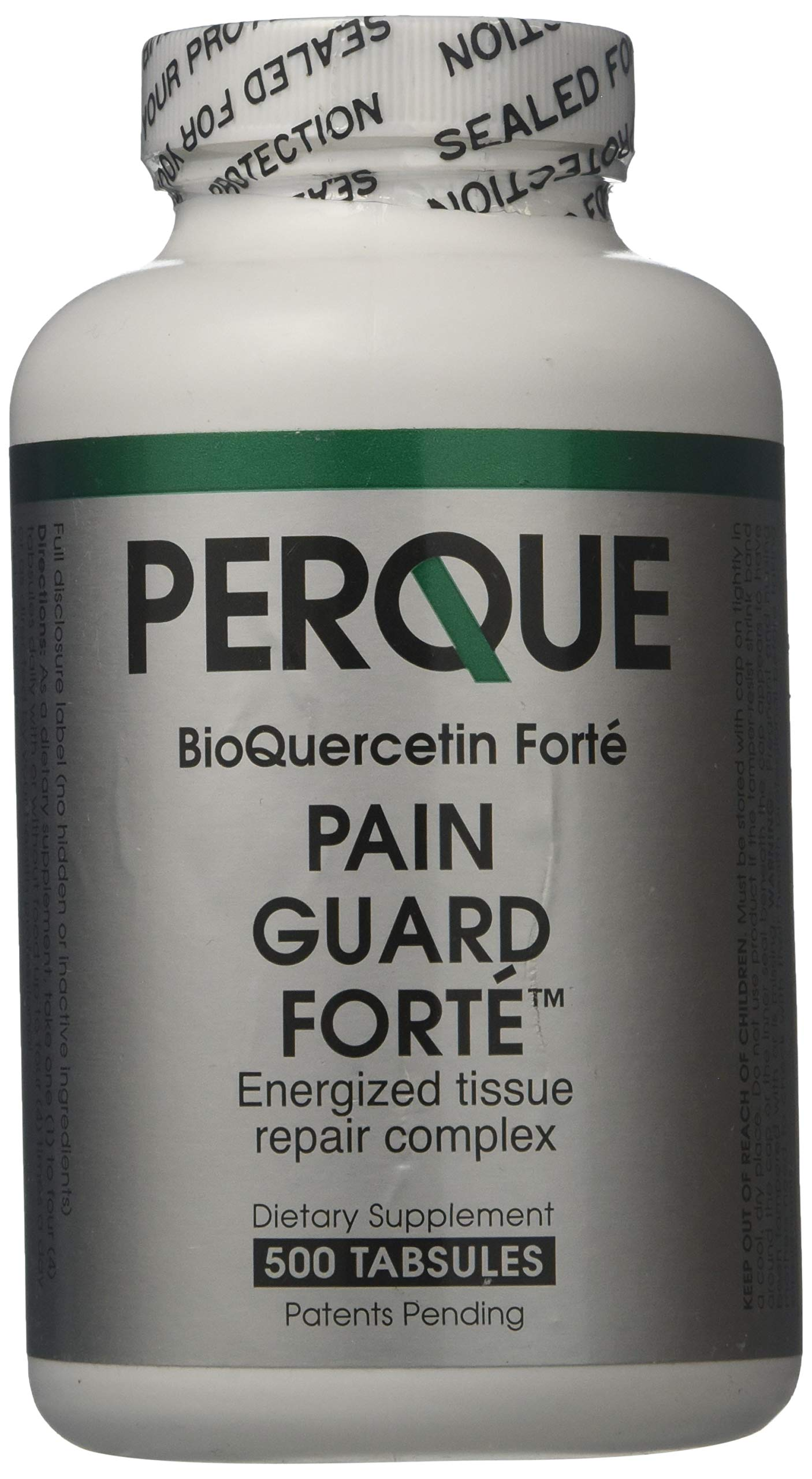 Pain Guard Forte 500 Tablets by Perque