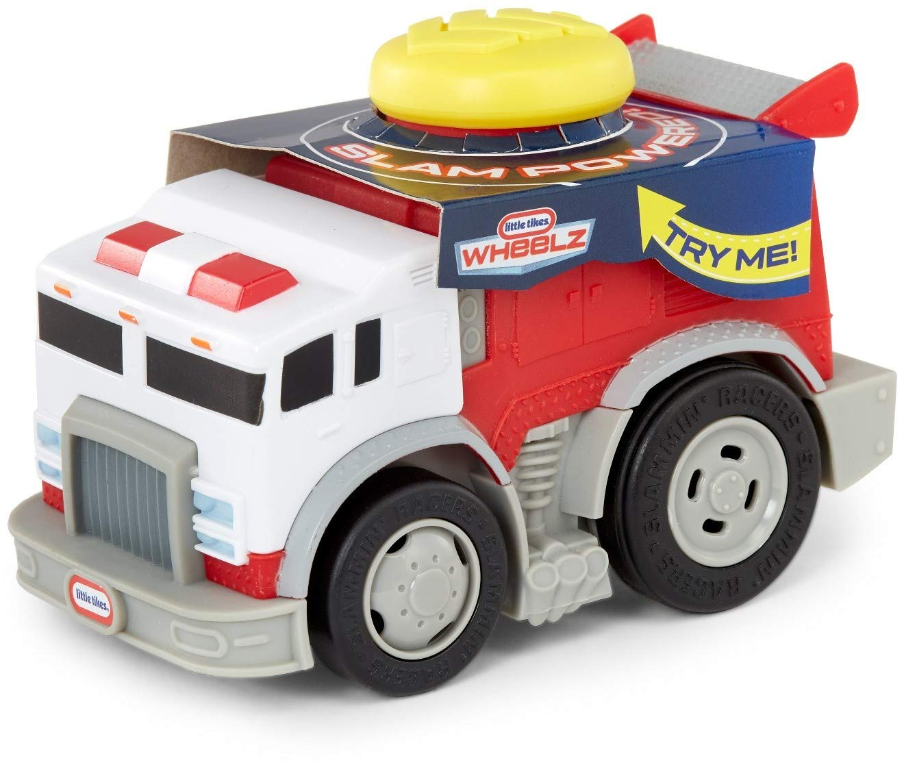 Little Tikes Slammin' Racers Fire Engine Toy by Little Tikes