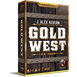 Gold West Board Game