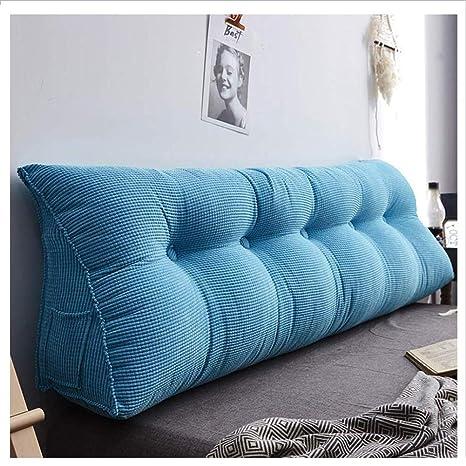 QIANCHENG-Cushion Cabeceros De Cama Cojines Cojín de ...