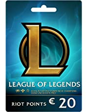 League of Legends €20 Prepaid Gift Card (2800 Riot Points)
