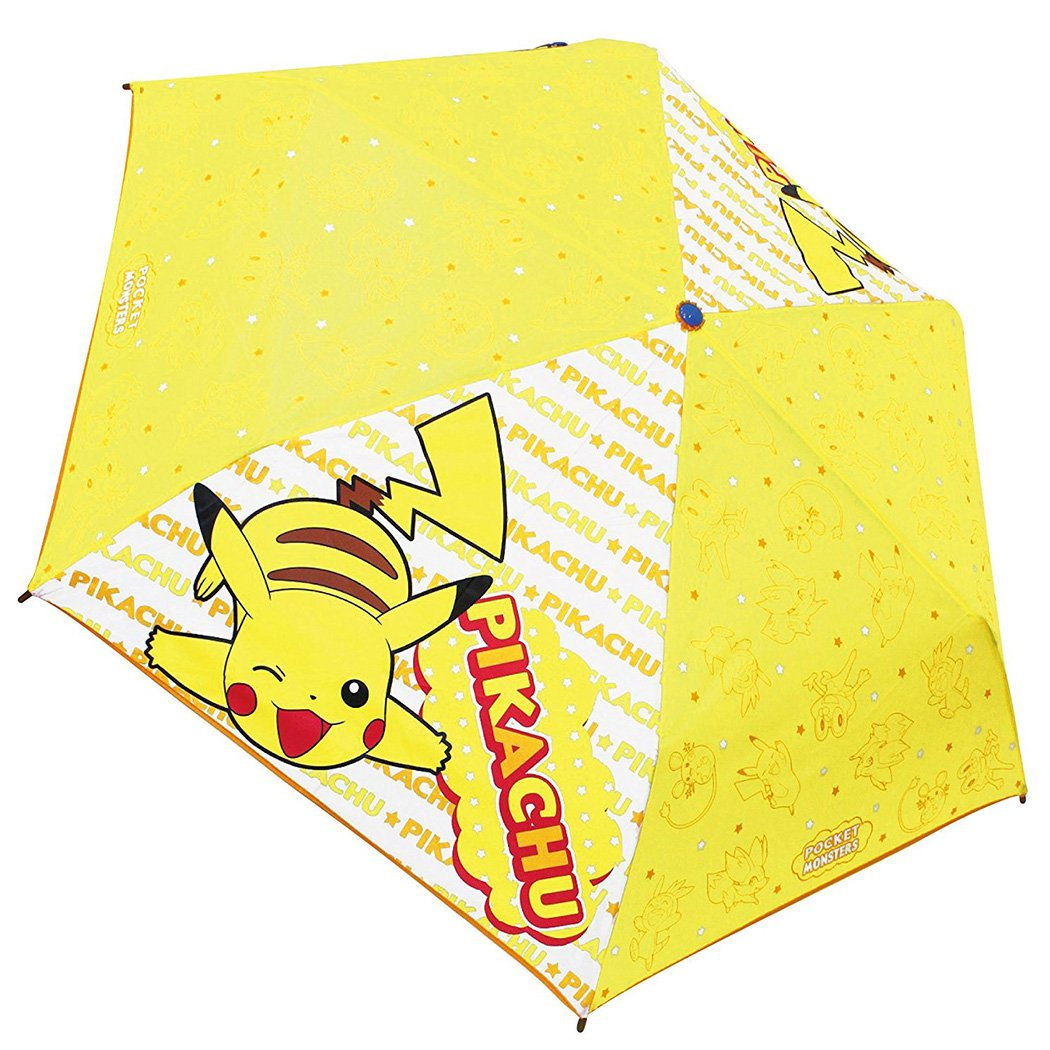 on sale Pokémon Folding Umbrella Pikachu 53cm 90175 from Japan