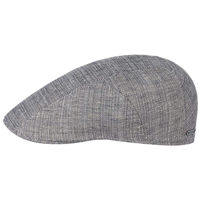 Stetson Gorra Yarnell Linen Silk Hombre - Made in The EU de Seda ...