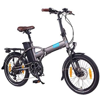 NCM Londres 20 pulgadas E-Bike, E de bicicleta plegable, EEC-36