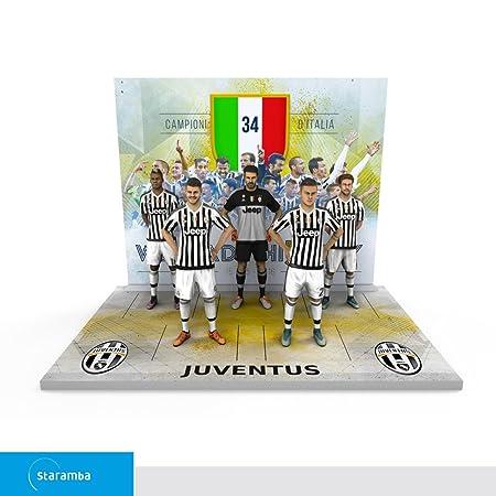 Staramba Juventus figura 3D - HI5TORY Bundle IV 1:20 (14.9 cm ...