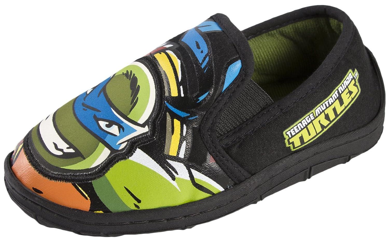 Nicelodeon Boys Teenage Mutant Ninja Turtles Slippers Nickelodeon