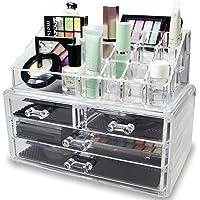 Maquillaje de alta calidad Organizador de cosméticos Organizador